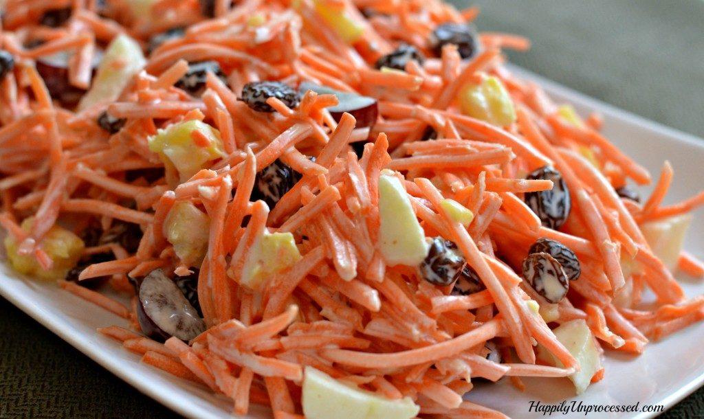 Ensalada De Zanahoria que es un Clásico De Verano