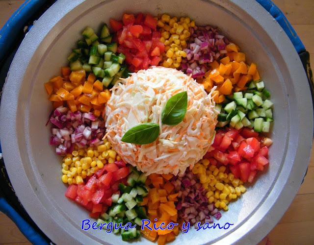 ensaladas originales ForIdeas Ensaladas Originales