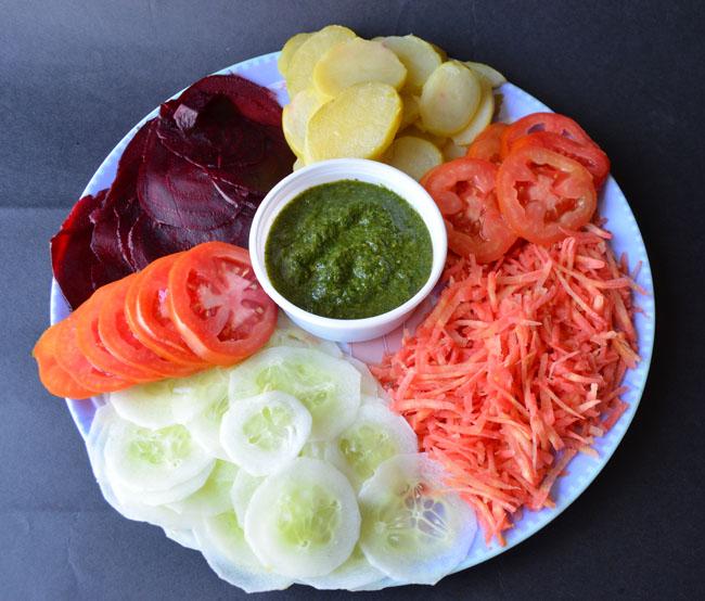 Recetas De Ensaladas De Verduras