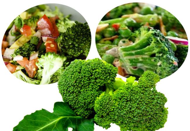 Ensalada de Brócoli | Recetas Con Ensaladas