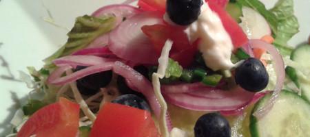 Ensalada Vegetariana | Recetas Ensaladas Fáciles